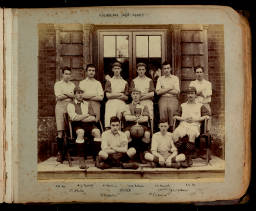 Photograph Album B Social 1 (1888-1923)-017 1902 Football XI.jpg