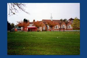Morden Primary School, London Road
