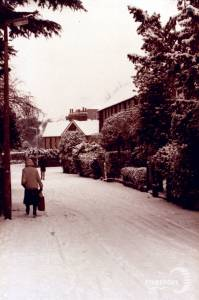 Watery Lane, Merton Park