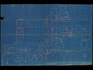 St Mary's Priory Blueprint, Princethorpe College