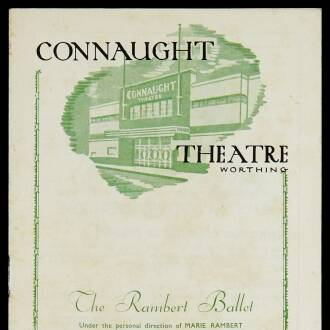 Connaught Theatre, Worthington, February 1951