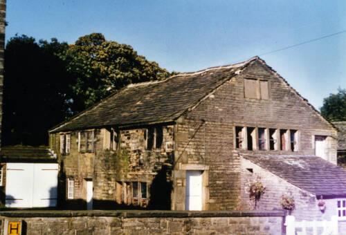 35 Copley House Manufactory, Shepley