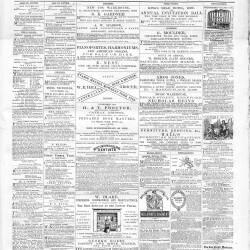 Ross Gazette - 1872