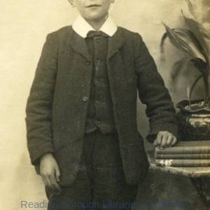 "John (""Jack"") Sharp, 1909."