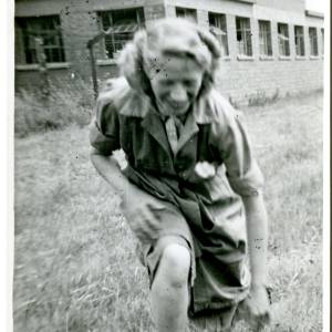 Edith Davies, 1940s