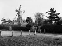 The Windmill and Cottages, Wimbledon Common