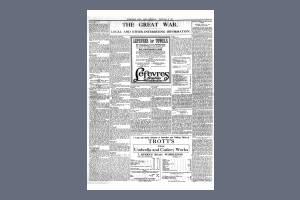 3 FEBRUARY 1917
