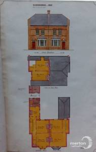 Kingswood Road, Wimbledon: Plans and Elevations