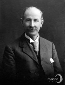 Alfred Mizen, J.P.