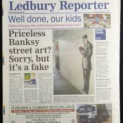 The Ledbury Reporter - July 2014
