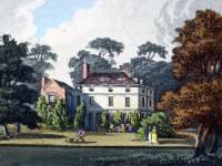 Mitcham Villa, Mitcham:  Seat of Thos. Smith