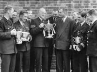 Mitcham Police win sports trophies