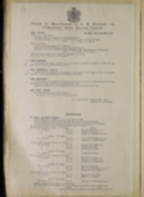 Routine Orders - June 1918 - April 1919 - Page 180