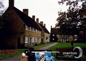 Trenchard Court, No.1, Morden