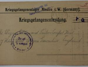 First World War Records