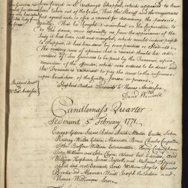 Volume 6 (1771-1793)