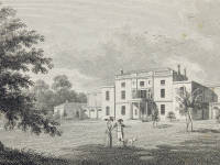 Wimbledon House: Formerly the home of Charles de Calonne