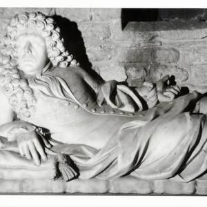 Tomb of Anthony Biddulph, Ledbury Church, Herefordshire
