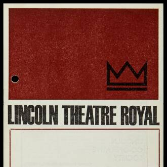Lincoln Theatre Royal,  January–February 1968