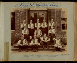 Photograph Album (1898-1905)-009 Soccer XI 1899-1900.jpg