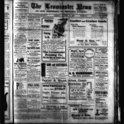 Leominster News - August 1915
