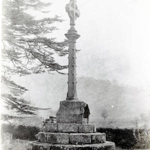 Whitchurch Cross, 1928