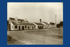 Benninga's -  Margarine Factory, Mortimer Road