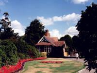John Innes Park, Merton Park: The Lodge