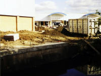 Priory Retail Park Under Construction, Colliers Wood