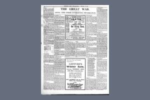 15 JANUARY 1916