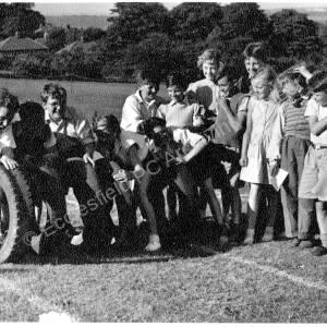 Grenoside Sports Day c1953