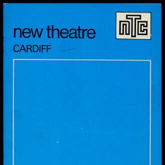 New Theatre, Cardiff, November 1970