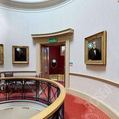 Virtual Tour Room - Rotunda
