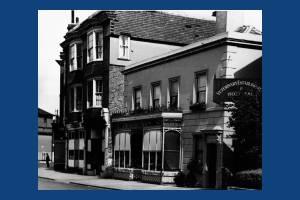 Carlton Bakery, High Street, Wimbledon Village