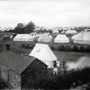 G36-004-06 Army camp probably Territorial camp JulyAug 1912.jpg