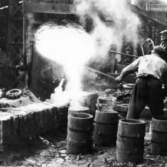 Charles Taylor Iron Foundry, Templetown, South Shields