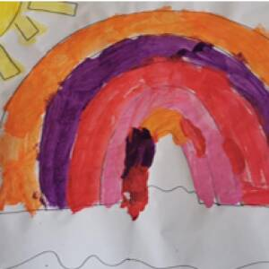 Thank you Joe (age 8) for your picture sent to Herefordshire Council.