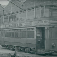 South Shields Corporation Tramways car no.44
