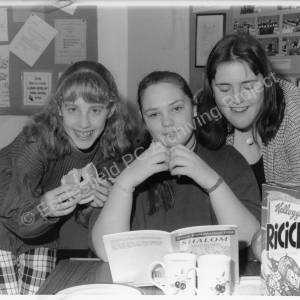 Chapeltown Methodist Youth Group c1990