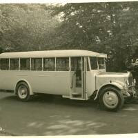 Thornycroft buses