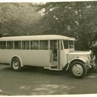 Thornycroft buses