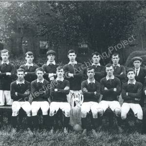 Ecclesfield Football Team c.1908