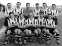 Tooting and Mitcham Football Club : Team photo.