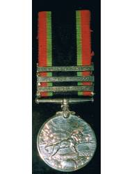 Medals List & Honours