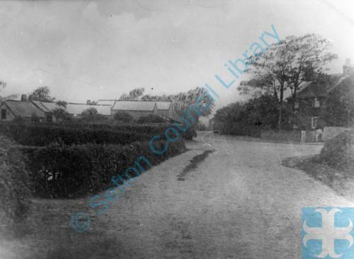 Linacre Village, Bootle, 1869