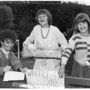 Chapeltown Methodist Church, Junior Church Garden Party 1986 a.