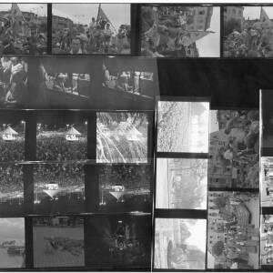 212-022 - Contact prints