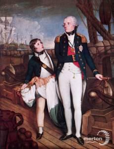 Nelson by Guy Head.