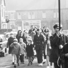 Jarrow, Good Friday 1971