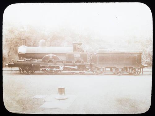 London North Western Railway Webb compound locomotive 1306